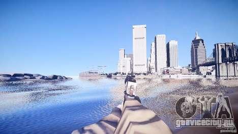 Новый Deagle для GTA 4 третий скриншот
