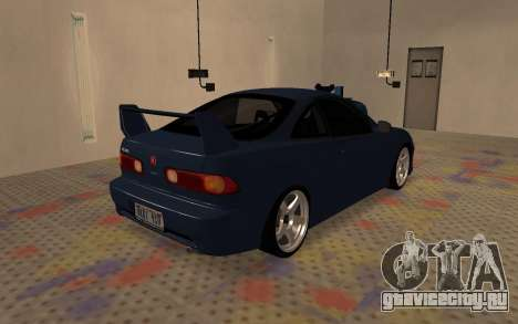 Acura Integra Type R 2000 для GTA San Andreas