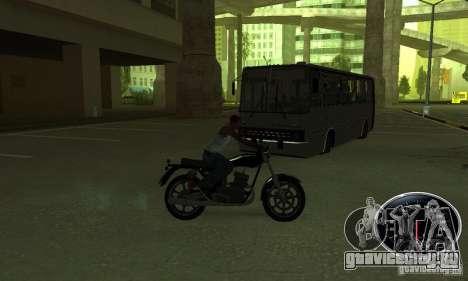 Крепкий Ездок для GTA San Andreas пятый скриншот