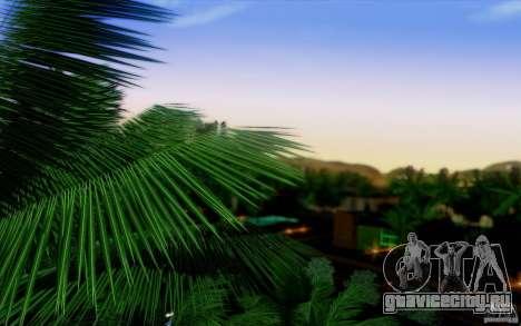 Новый Таймцикл для GTA San Andreas третий скриншот