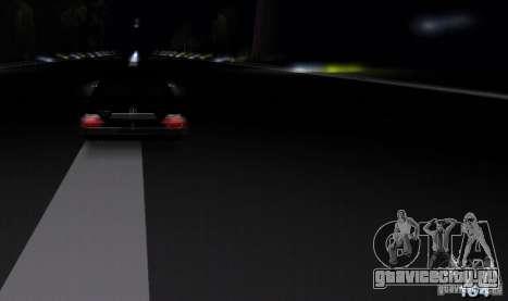 Electronic Speedometr для GTA San Andreas