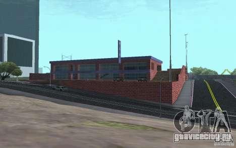 Новый автосалон Wang Cars для GTA San Andreas шестой скриншот