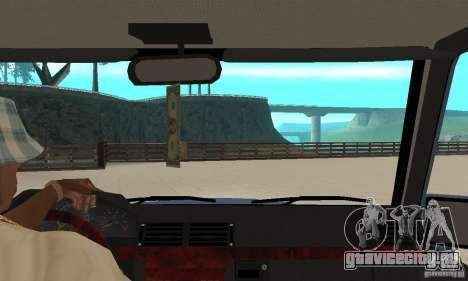 Mercedes-Benz G500 1999 Short [with kangoo v3] для GTA San Andreas вид справа