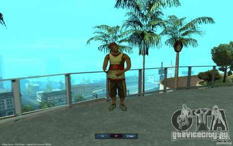Crime Life Skin Pack для GTA San Andreas третий скриншот