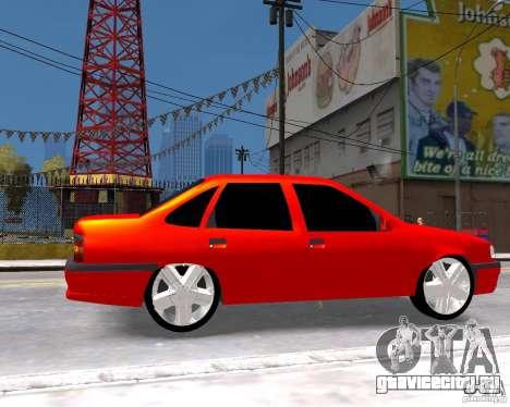 Opel Vectra 1995 для GTA 4 вид справа