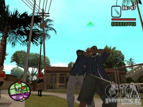 Шприц для GTA San Andreas четвёртый скриншот