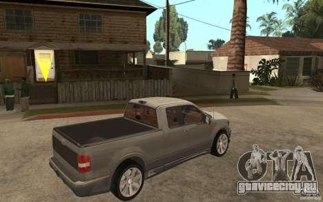 Saleen S331 Super Cab для GTA San Andreas вид справа