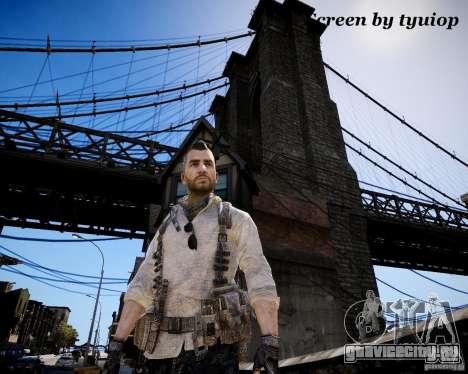 Modern Warfare 3 Soap Africa для GTA 4