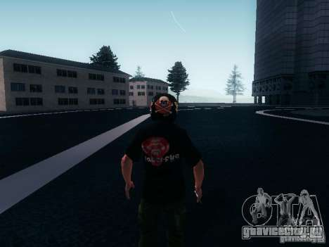 Race Ped Pack для GTA San Andreas восьмой скриншот