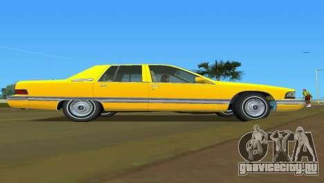 Buick Roadmaster 1994 для GTA Vice City вид справа