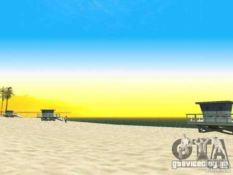 Новый Timecyc для GTA San Andreas четвёртый скриншот