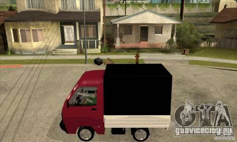 Suzuki Carry Kamyonet для GTA San Andreas вид слева