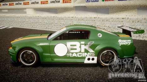 Ford Mustang GT-R для GTA 4 вид слева