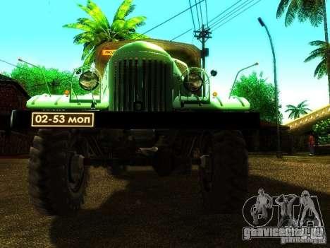 ЗиЛ 157 Труман для GTA San Andreas вид сбоку