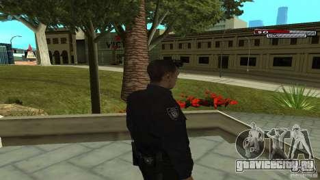 Офицер полиции для GTA San Andreas третий скриншот