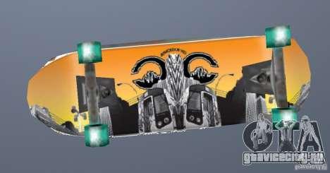 Skateboard Skin 1 для GTA San Andreas второй скриншот