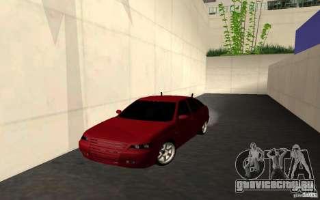 ЛАДА ПРИОРА хэтчбэк tuning для GTA San Andreas вид слева