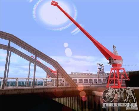 ENBSeries by Sankalol для GTA San Andreas двенадцатый скриншот