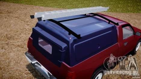 Chevrolet Colorado 2005 для GTA 4 вид сверху