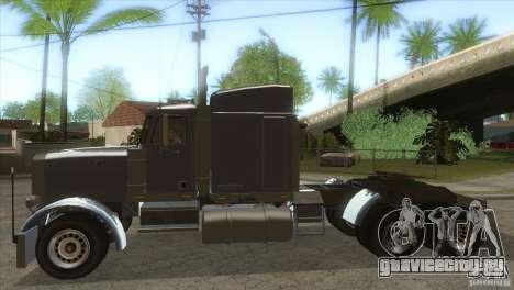 Phantom из GTA IV для GTA San Andreas вид слева