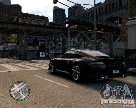 Ruf Rt 12 для GTA 4 вид слева