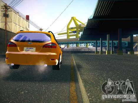 Ford Mondeo Sportbreak для GTA San Andreas вид справа