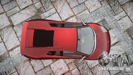 Lamborghini Murcielago v1.0b для GTA 4 вид справа
