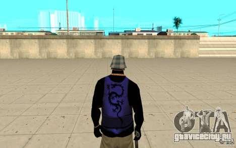 Броник скин 2 для GTA San Andreas третий скриншот