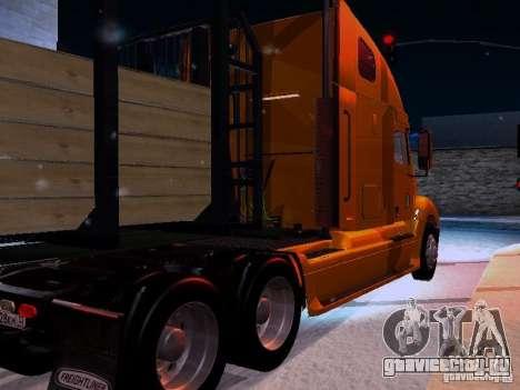 Freightliner Columbia для GTA San Andreas