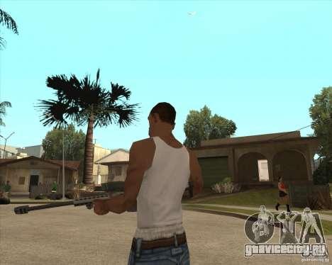 New sniper для GTA San Andreas второй скриншот