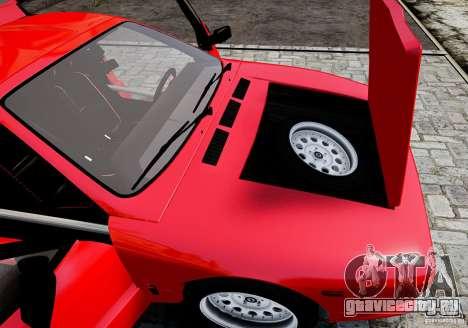 Lancia 037 Stradale для GTA 4 вид сзади