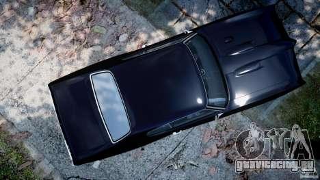 Pontiac GTO Judge для GTA 4 вид справа