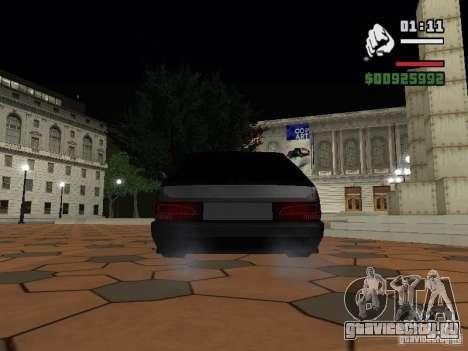 ВАЗ 2113 LT для GTA San Andreas вид сзади слева