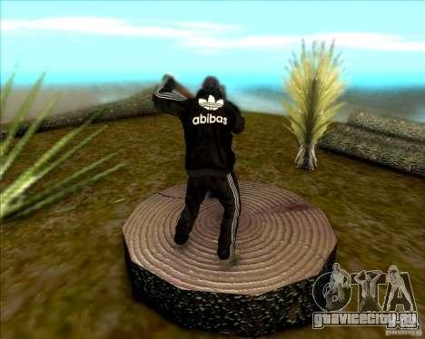 SkinPack for GTA SA для GTA San Andreas четвёртый скриншот