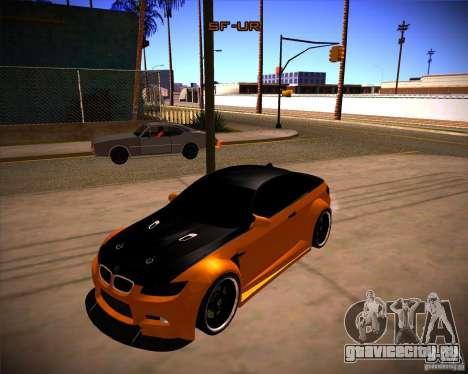 BMW M3 E92 Drift Version для GTA San Andreas
