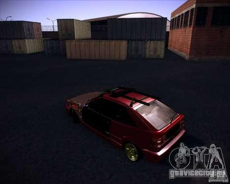 Volkswagen Corrado Rathella для GTA San Andreas вид слева