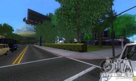 NEW STREET SF MOD для GTA San Andreas девятый скриншот