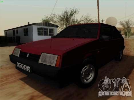 ВАЗ 21083i для GTA San Andreas