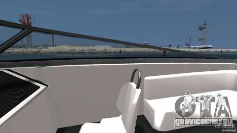 Новый Jetmax для GTA 4 вид изнутри