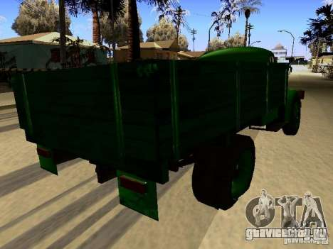 ГАЗ 51А для GTA San Andreas вид справа