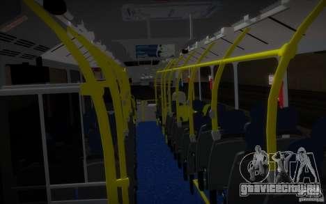 Marcopolo Viale BRT 0500M для GTA San Andreas вид сзади