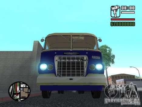 Ikarus 630 для GTA San Andreas вид слева