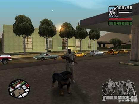 Ротвейлер для GTA San Andreas