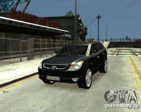 Hyundai IX55 для GTA 4