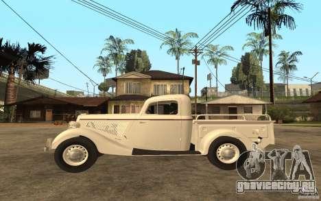 ГАЗ М415 для GTA San Andreas вид слева