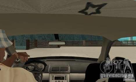 Chevrolet Cobalt SS NFS ProStreet для GTA San Andreas вид справа