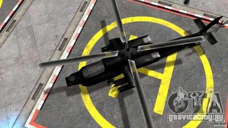 Hunter для GTA 4 вид справа