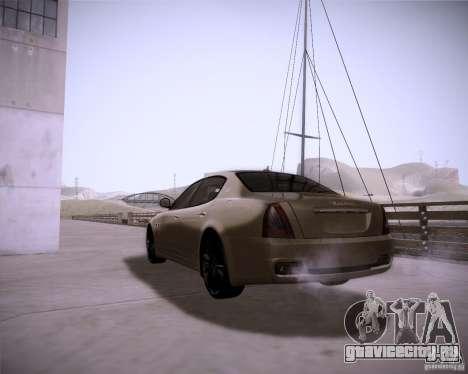 ENBseries by slavheg v2 для GTA San Andreas четвёртый скриншот