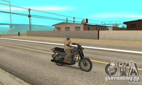 Восход 3М-01 для GTA San Andreas вид справа