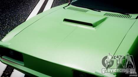 New Dukes для GTA 4 двигатель